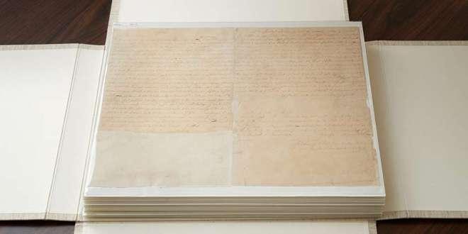 LDS Church Acquires Printer's Manuscript of Book of Mormon