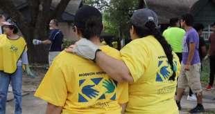 WATCH: Mormon Helping Hands after Hurricane Harvey