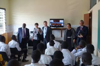 Courtesy of Democratic Republic of the Congo Mormon Newsroom