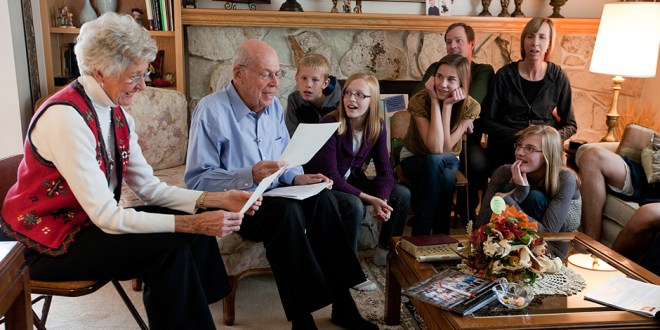 President Nelson Signs Mission Calls as Presiding Apostle