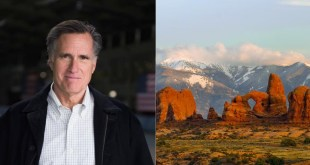 Mitt Romney Announces Run for United States Senate