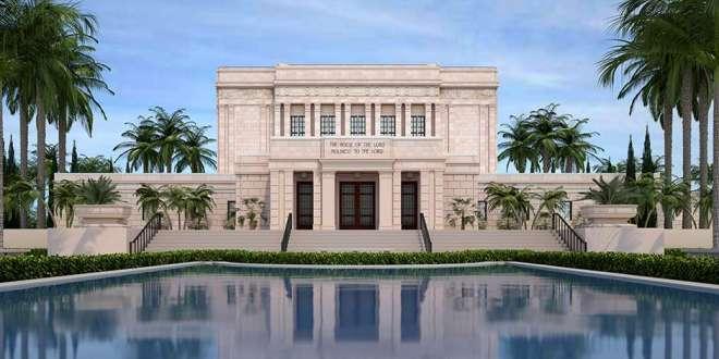 Major Renovation Planned for Mesa Arizona Temple
