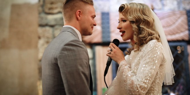 This LDS Bride Wrote the Sweetest Surprise Song for Her Husband