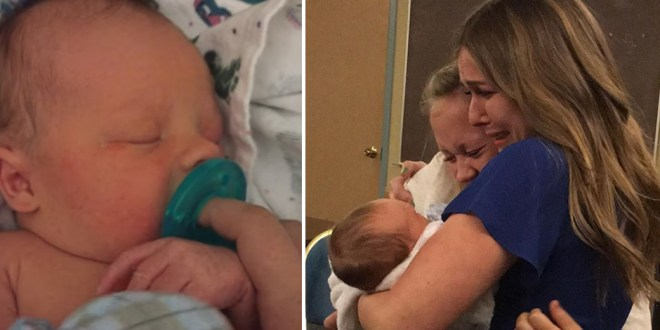 LDS Birth Mom's Emotional Video Message to Son Goes Viral
