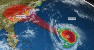 Missionaries Evacuated as Hurricane Nears the US Southeast Coast