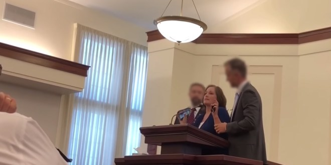 Woman Confronts ex-MTC President in Fast & Testimony Meeting Over Sexual Assault Claims