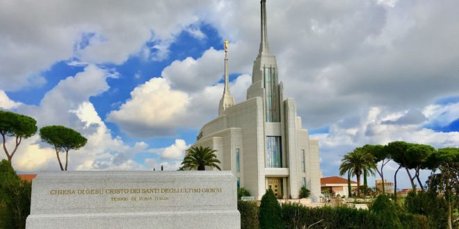 Porter Brothers Mesa Temple