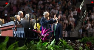 President Nelson Addresses Life's Challenges During Texas Devotional