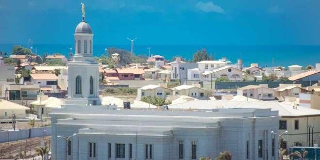 Church Announces Opening of Fortaleza Brazil Temple
