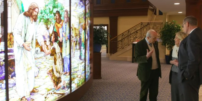 WATCH: Worldwide Government, Academic Leaders Visit Rome Italy Temple