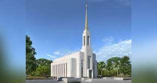 Dedication Date Announced for Lisbon Portugal Temple