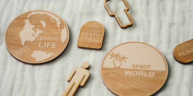 Check Out This Wooden Plan of Salvation Teaching Kit