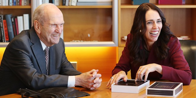 President Nelson Visits New Zealand, Church Donates to Mosques Affected By Christchruch Shootings
