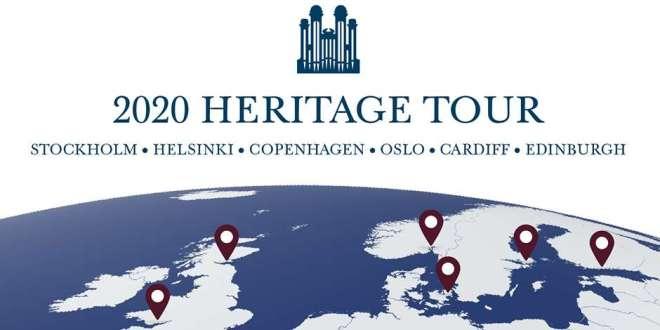 The Tabernacle Choir Announces International 2020 Heritage Tour