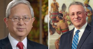 "Elders Gong & Soares Release New Videos in ""Special Witnesses of Christ"" Series"