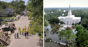 The Awe-Inspiring Story of the Hurricane Harvey Rescue Effort