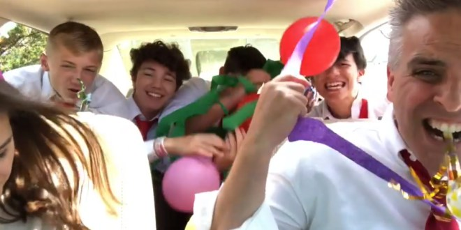 """Latter-day Saint Bishop & Youth Lip-Sync to Taylor Swift's """"Me"""""""