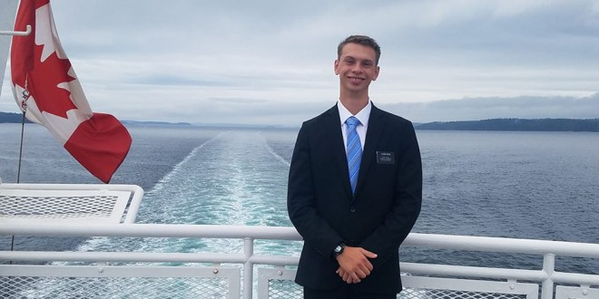 Missionary Serving in British Columbia Passes Away