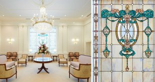 Here's Your First Look Inside the Renovated Baton Rouge Louisiana Temple