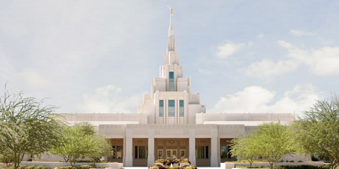 17 Latter-day Saint Temples Re-Opened for Phase 1