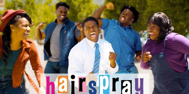 """Bonner Family Covers """"Run and Tell That"""" from Hairspray Musical"""