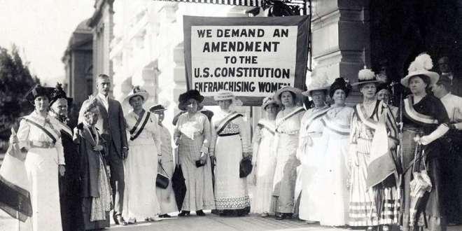 President Bingham Celebrates Women's Equality Day