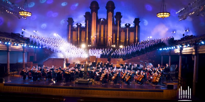 Tabernacle Choir Releases Epic Duel of the Fates Star Wars Video