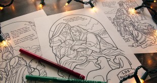 5 Free Christmas Coloring & Activity Pages for Your Family