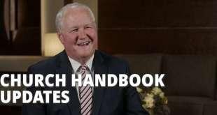 Latest Church Handbook Updates: Prejudice, Ministering, & More