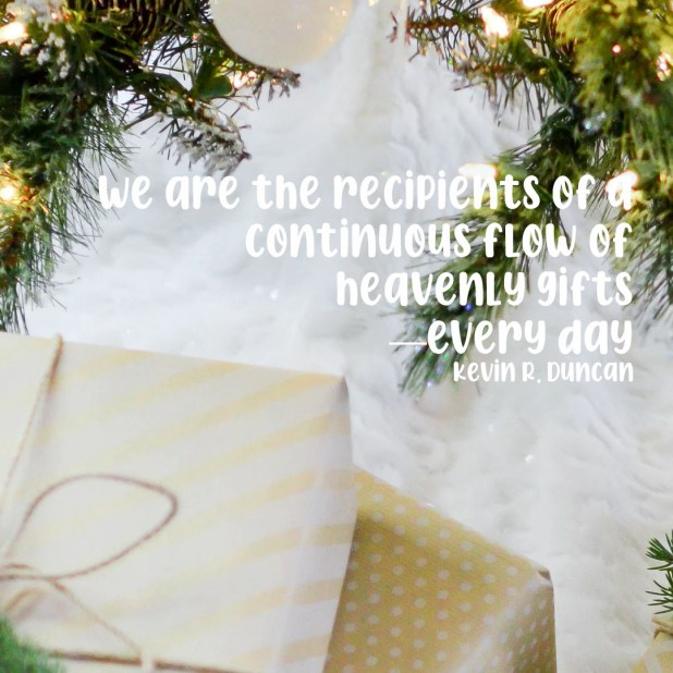 LDS Christmas Gifts | Kevin R. Duncan