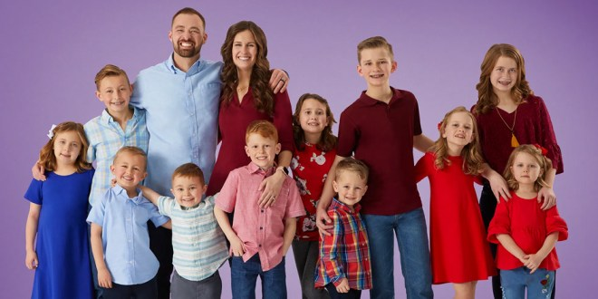 "Latter-day Saint Family Featured in New TLC Show, ""The Blended Bunch"""