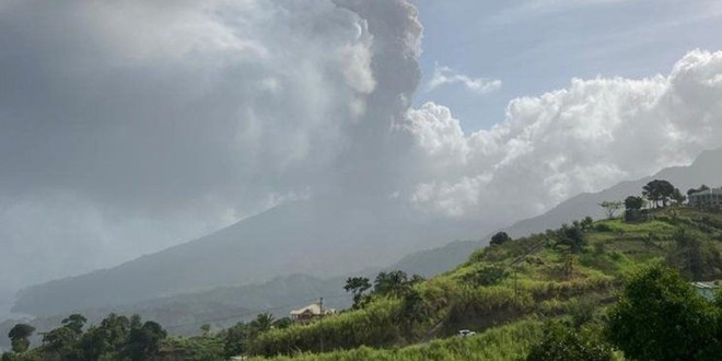 Latter-day Saints Evacuated and Safe in Saint Vincent as Volcano Erupts