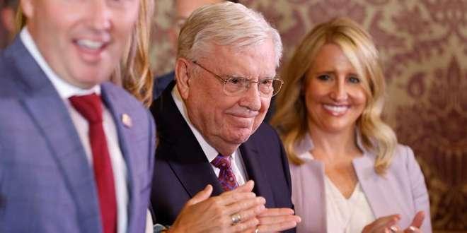 Utah Governor Declares 'President M. Russell Ballard Day'