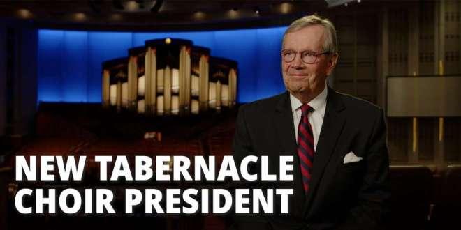 Former Utah Governor Is New Tabernacle Choir President