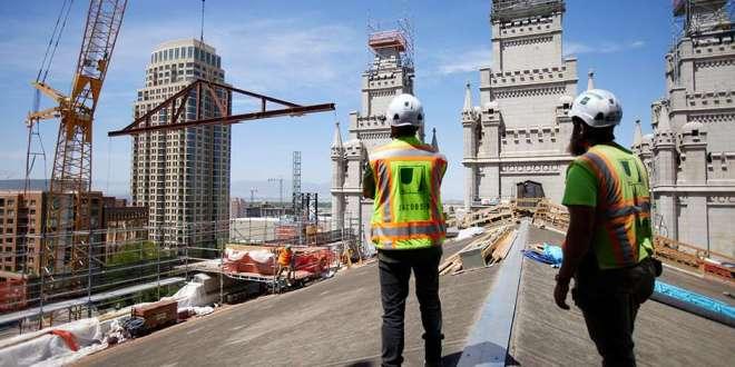 Renovation of Salt Lake Temple & Temple Square Continues