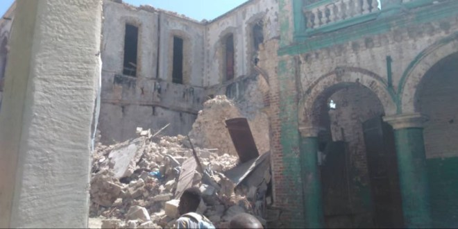 The Church of Jesus Christ Responds to Earthquake in Haiti