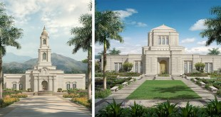 Exterior Renderings Released for Four Latin American Temples