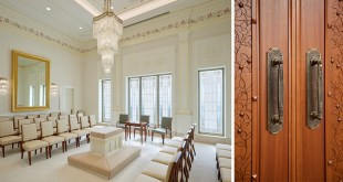 Here's Your First Look Inside the Pocatello Idaho Temple