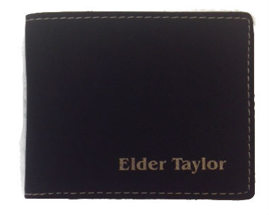 Missionary Wallet Cover