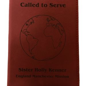 Missionary Passport Cover
