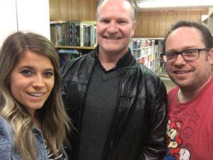 Kelsey Edwards, Garth Smith, and Nick Galieti - LDS MissionCast