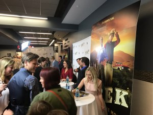 Trek The Movie Premier