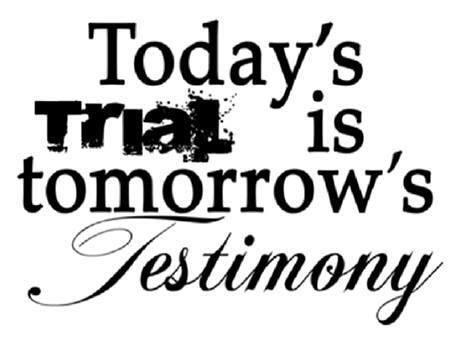 Mormon Quotes About Trials. QuotesGram