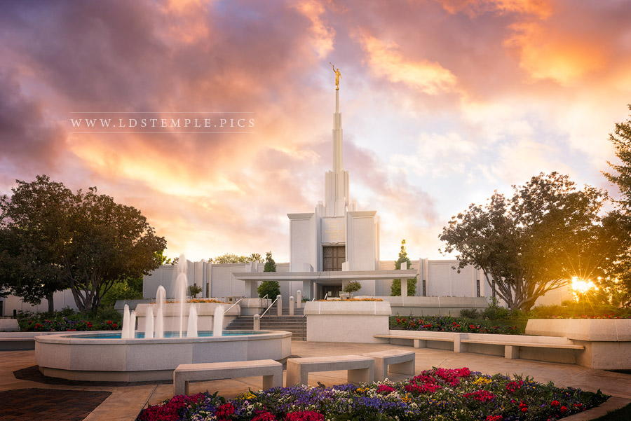 Denver Colorado Temple Pictures  LDS Temple Pictures