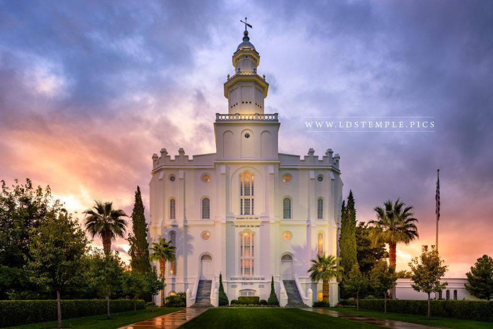 St George Utah Temple Pictures  LDS Temple Pictures
