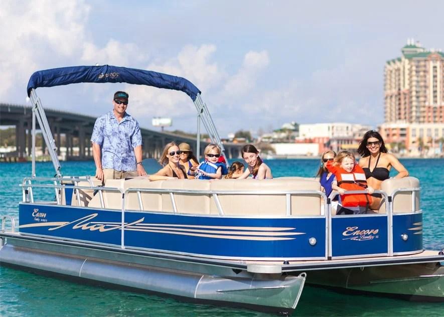 30A Vacation Boat Rentals