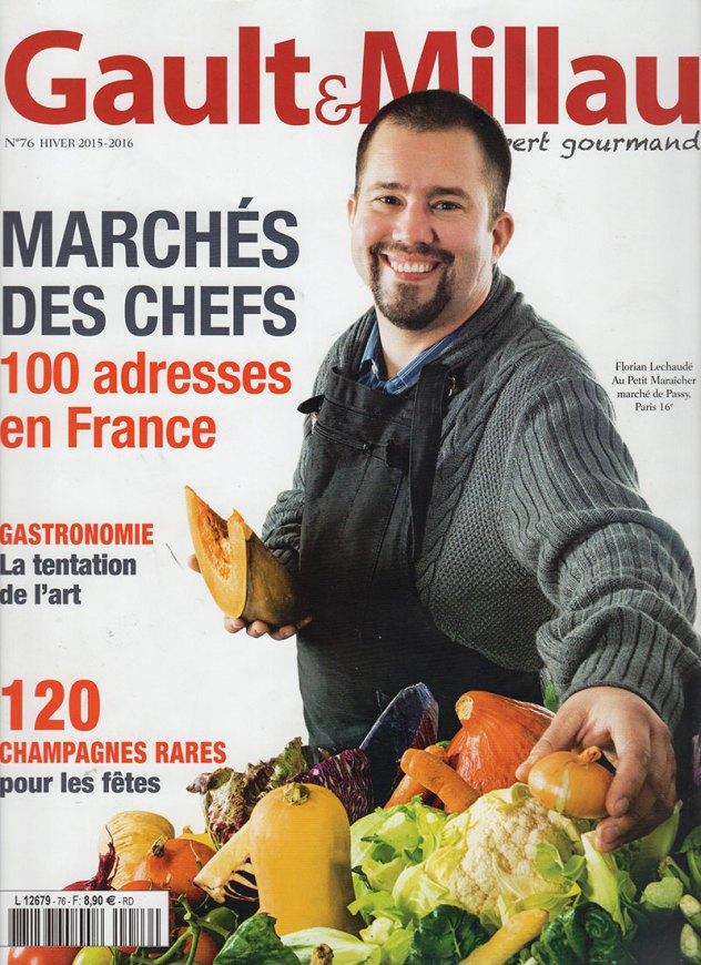 Gault & Millau – Taïki TAMAO, un passionné de cuisine française