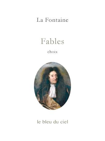 couverture du livre de La Fontaine | Fables | 1668-1679