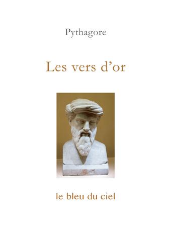 couverture du livre de Pythagore | Les vers d'or