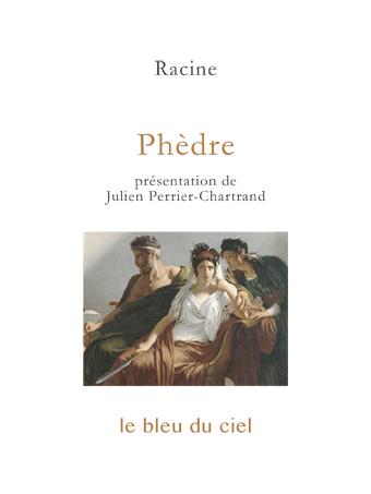 couverture de la tragédie de Racine | Phèdre | 1677
